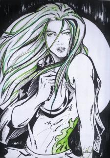 Valerie Greco by Mariel Hechanova
